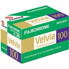 1x Fuji Velvia 100 ASA RVP 100 135-36 35mm Colour Slide Film Colour Transparency