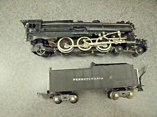 American Flyer 1946 Only Collector Quality Pennsylvania K-4 Steam Engine & Tend.