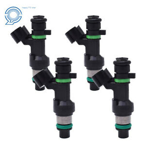 4PS Fuel Injectors 16600-EN200 FBY2850 For Nissan Versa Cube Sentra NV200 07-14