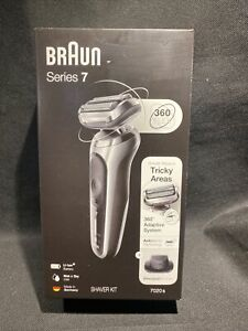 NEW! SHIPS FREE Braun Series 7 790cc-7 Rechargeable Electric Shaver Brand