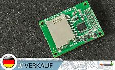 MP3 SD Sound Modul WTV020-SD-20SS für Arduino Raspberry Pi Mikrocontroller