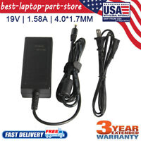 19V 1.58A 30W Adapter Charger For HP Compaq Mini 110-1000 210-1091NR Power Cord