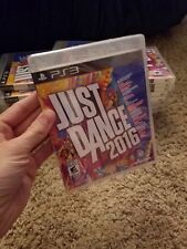 Just Dance 2016 (Sony PlayStation 3, PS3) BRAND NEW FACTORY SEALED