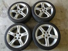 "JDM Toyota Altezza Lexus IS300 17"" OEM Wheels SXE10 17x7 5x114.3 Wheels Set #1"