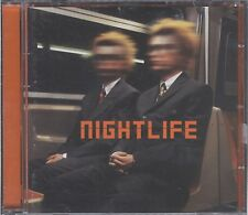 PET SHOP BOYS - NIGHTLIFE cd