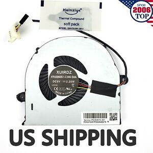 US New CPU GPU Cooling Fan for ASUS FX63V FZ63VD FX63VD Series