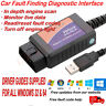 USB Diagnostic Scan Tool ELM 327 OBD2 Can Bus Fits Ford Vauxhall Citroen BMW