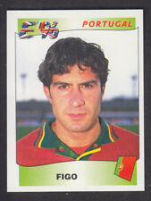 Panini - Euro Europa 96 - # 307 Figo - Portugal
