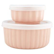 Greengate Schale ALICE Rosa 450 ml Müslischale Everyday Geschirr PALE PINK