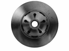 For 1966-1967 Ford Mustang Brake Rotor and Hub Assembly Front Bendix 84489HJ