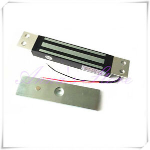 180kg 400Lbs Force 12VDC invisible installation for single door Magnetic Lock