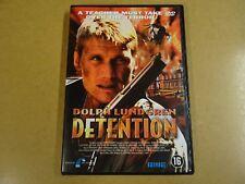 DVD / DETENTION ( DOLPH LUNDGREN )