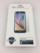 Tech Armor ELITE HD Ballistic Glass Screen Protector for Samsung Galaxy S6
