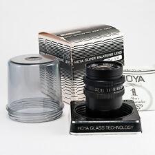 Hoya 60mm Super El f/4 Enlarging Lens, Mint Condition!