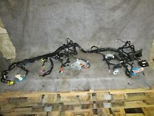 17 SILVERADO DASH WIRING HARNESS NAVIGATION HEATED SEATS 84112650