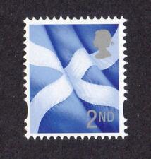 2016 SCOTLAND 2nd Class GREY REPRINT Single Stamp  S130a