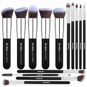 Professional Cosmetic Makeup Brush Set Eyeshadow Foundation Brushes 14pcs
