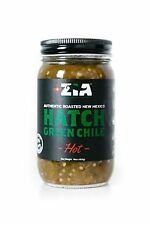 Original New Mexico Hatch Green Chile By Zia Green Chile Company - Hot - 16oz