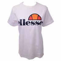 Ellesse Women's White S/S T-Shirt