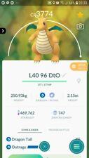 Dragonite ( Dratini Evolution ) Trade Pokemon GO