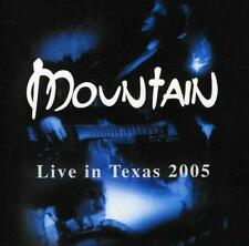 MOUNTAIN - LIVE IN TEXAS 2005 (NEW & SEALED) CD Rock Leslie West