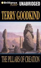 Sword of Truth: The Pillars of Creation 7. Terry Goodkind (2014, CD,.Brand New