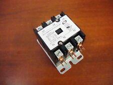 3 Pole, A/C Contactor ,24 VAC Coil, 40FLA ,Central Air Conditioner, Furnas