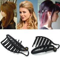 Women Hair Styling Clip Stick Bun Maker Claw Braid Tool Hair Accessories w/~