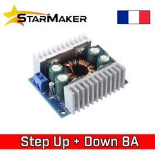 Module Buck régulateur 8A Step Up Step Down 5-30V DC Tension et courant