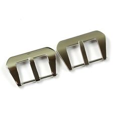 24mm GPF Style screw-In Buckle in shiny or brushed