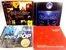 4ct CD Lot (Los Lonely Boys Sacred 100% Pop Eric Clapton Tapis Circus Soleil)