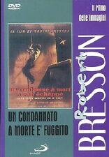 Un Condannato A Morte E' Fuggito (1956) DVD