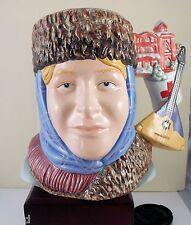 Royal Doulton Character Jug  Lara -  D7287