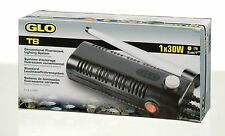Hagen Glo Light Starter Glomat Single 30w Watt For Aquariums Ballast Light Unit