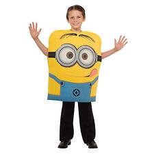 Kostüm~USA~98-104-110~Despicable Me 2~ MINION DAVE~Fasching~Karneval~3-4 Jahre