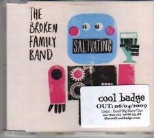 (BF150) The Broken Family Band, Salivating - 2009 DJ CD