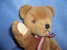 "Boyds 11-12"" 20th Anniversay Ed stuffed plush Bear Matthew honey brown firm stuf"