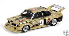 """BMW 320i Grp.5 'Warsteiner' #4 J.Obermoser """"DRM"""" 1977 (Minichamps 1:43 / 772305)"""