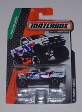 Matchbox Car -Chevy K1500 MBX EXPLORERS #40