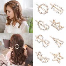 pinces à cheveux les femmes de perles épingles à cheveux hairgrip des barrettes