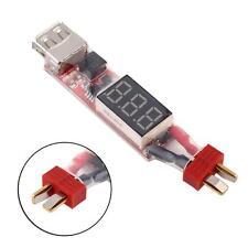 2S-6S Lipo Battery Converter Adapter Chargeur T-plug pour RC Modèle Lithium   YY