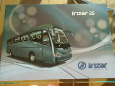 Irizar i6 Bus brochure c2013 English text