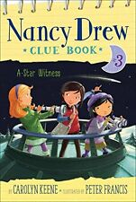 A Star Witness (Nancy Drew Clue Book) by Carolyn Keene