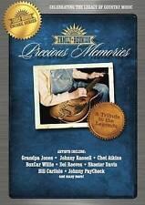 COUNTRY'S FAMILY REUNION: PRECIOUS MEMORIES NEW DVD