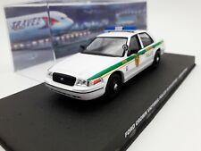 1:43 Altaya Ford Crown Victoria Police Interceptor Casino Royal James Bond 007