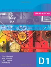 MEI Decision Mathematics: v. 1 (MEI Structured Mathematics (A+AS Level)) By Kei