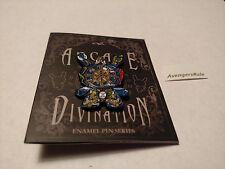 Arcane Divination Enamel Pin Series KidRobot Wheel of Fortune 1/40