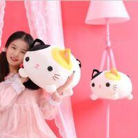 Cute Fat Cat Plush Toy Stuffed Soft Kawaii Animal Cartoon Pillow Lovely Gift New