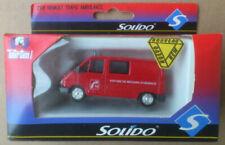 Ambulances miniatures Solido