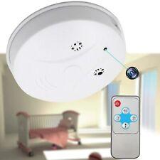 Hidden Spy Camera Smoke Detector Motion Detection HD Video Recorder Camcorder